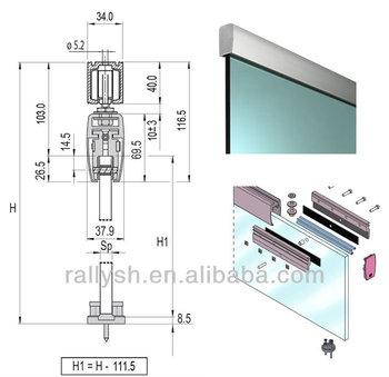 Glass Sliding Doors Aluminum Profile System Buy Glass