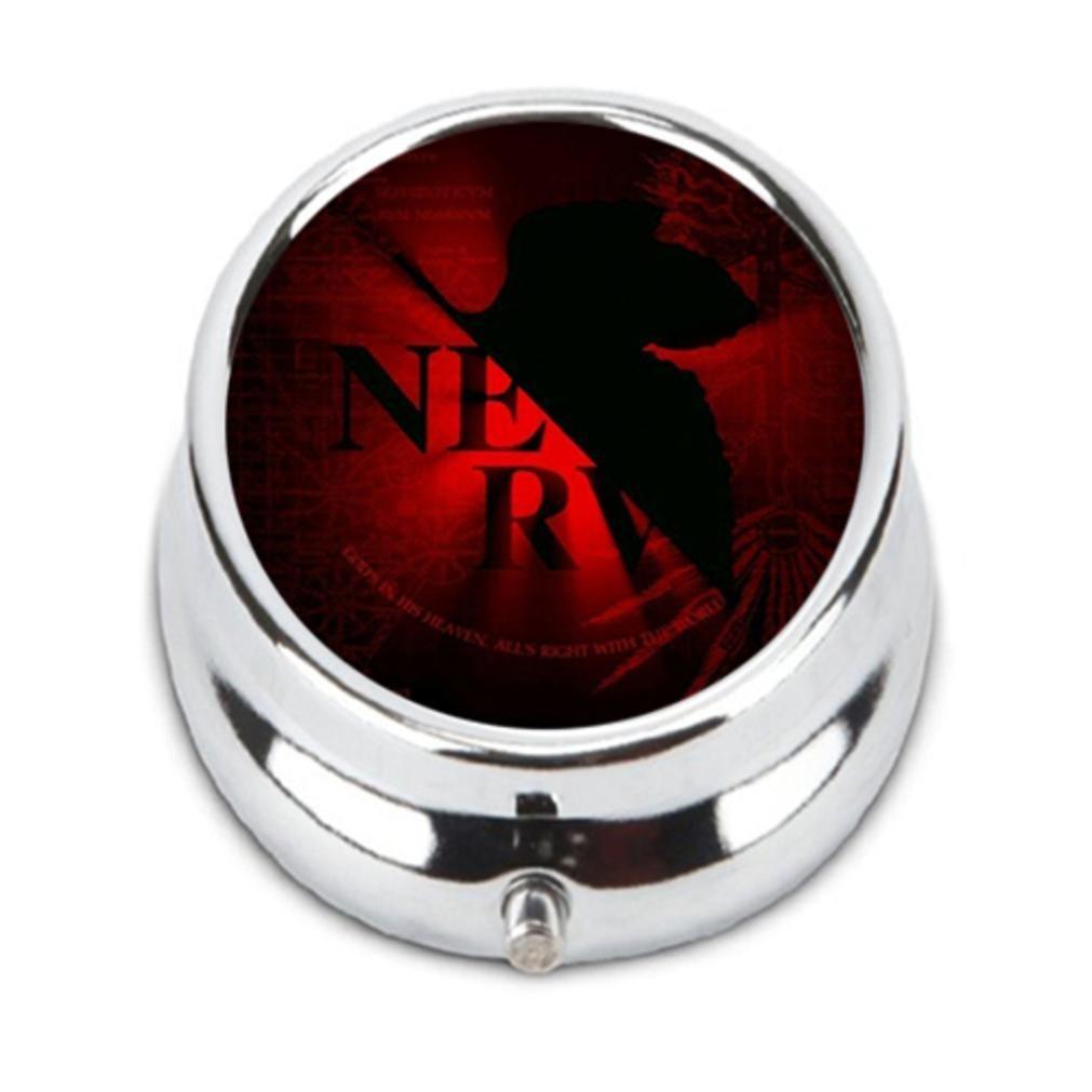 Buy Evangelion EVA NERV Silver Metal Cherry MX R4 Keycap for
