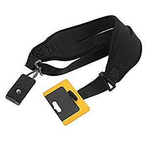 camera Strap - TOOGOO(R)Strap Camera Single Shoulder Sling Strap Belt for canon nikon sony camera (Black)