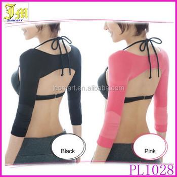cb27aaaa2c4e5 New Women Arm Shaper Back Shoulder Corrector Slimming Weight Loss Arm Shaper  Lift Shapers Massage Arm
