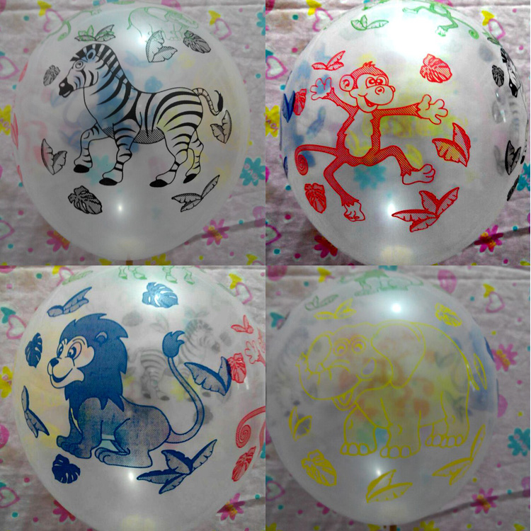 2'' new type natural latex Magic water balloon for holiday decoratio and toys for kids