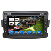 Factory OEM 7'' 2 din Car DVD Player Audio Radio for Renault Logan/Sandero/Duster 2014 2015 2016 with USB SD Map GPS Navi OEM