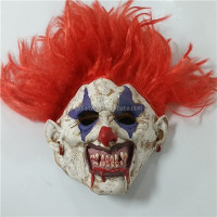 Alibaba party halloween latex terror Horror Figures clown mask