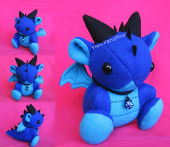 Blue Black Red Dice Plushie Stuffed Cute Plush Baby Dragon Toy Buy Blue Plush Toy Dragon Plush Toy Cute Plush Toy Product On Alibaba Com