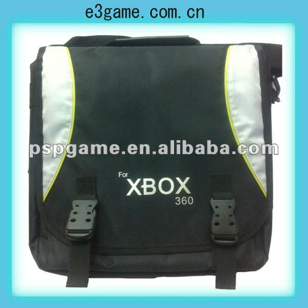 Factory price!!!Fashion carry bag for xbox-360 game console