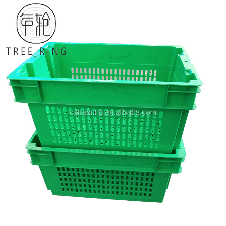 Stack Plastic Water Tank With Lids For Printing and Dyeing Industrial Storage Box 670*490*390 mm