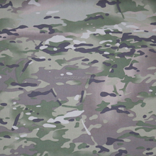 1000D Cordura Camouflage Patroon Polyester Pu Coating