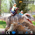 MY DINO-Q026 Hot Sale Music Dinosaur Scooter Electric Ride on Animated Dinosaur