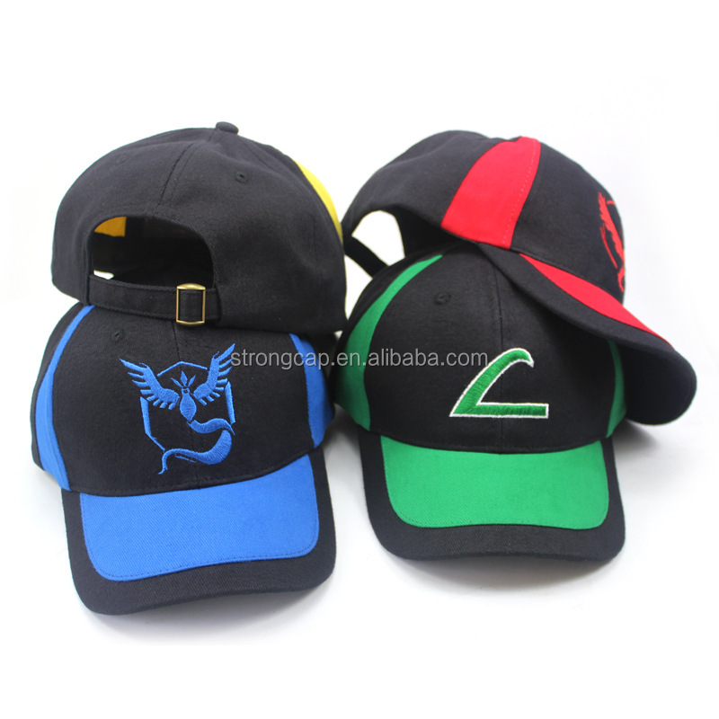 a3b51a7dab3 mix color baseball caps Newest Classy Mixed Color Baseball Cap golf large  head popular