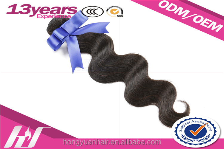 Complete human hair extension virgin remy silky hair no tangle no shedding hair