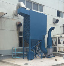 FORST Portable Hepa Filter Welding Fume Extractor Dust Collector Manufacturer