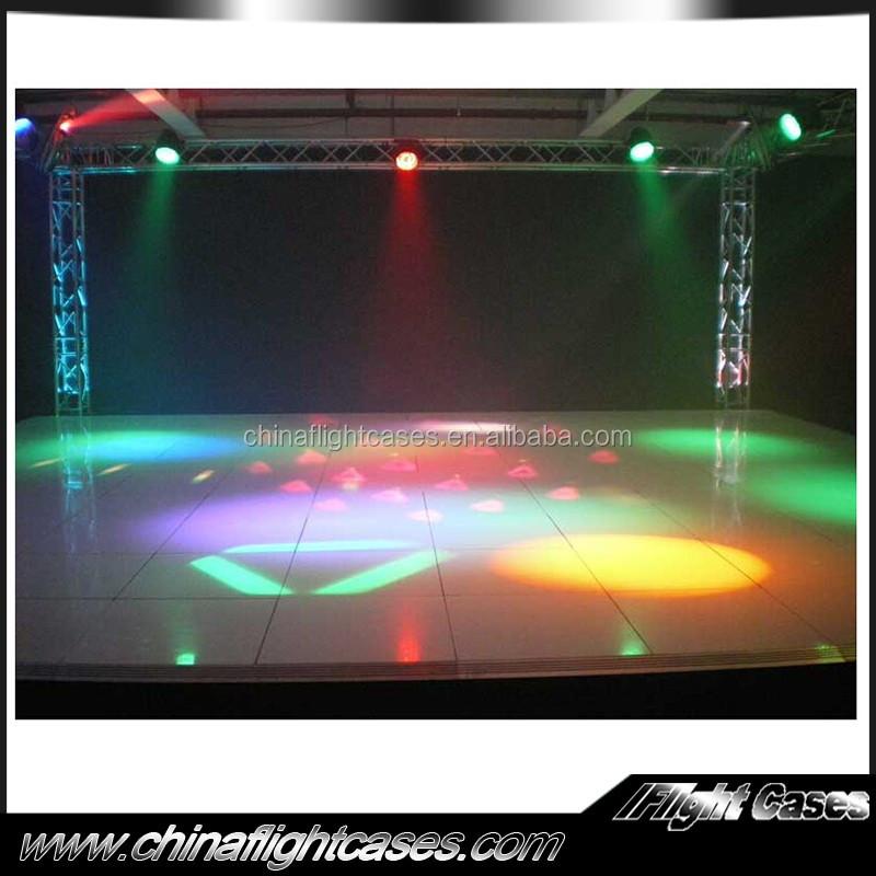 Quick Install Roll Up Dance Floor Snap Lock Dance Floor