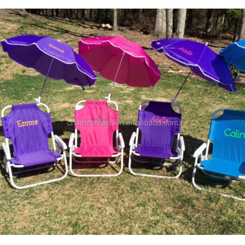 Miraculous Wholesale Kids Folding Beach Chair With Umbrella Wholesale Customarchery Wood Chair Design Ideas Customarcherynet