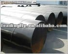 thin wall large diameter spiral steel pipe for liquit