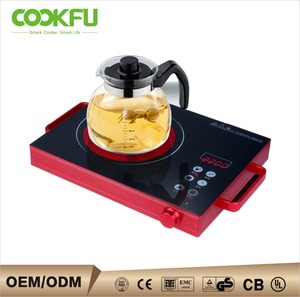 2200W double heater ring Infrared Ceramic Cooker