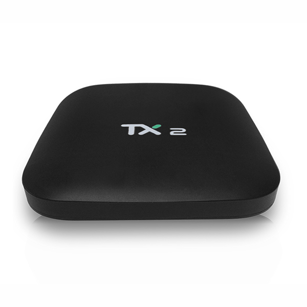 OEM personalizar TX2 R2 Quad Core Android 6,0 2G 16G 4 K Google TV Box