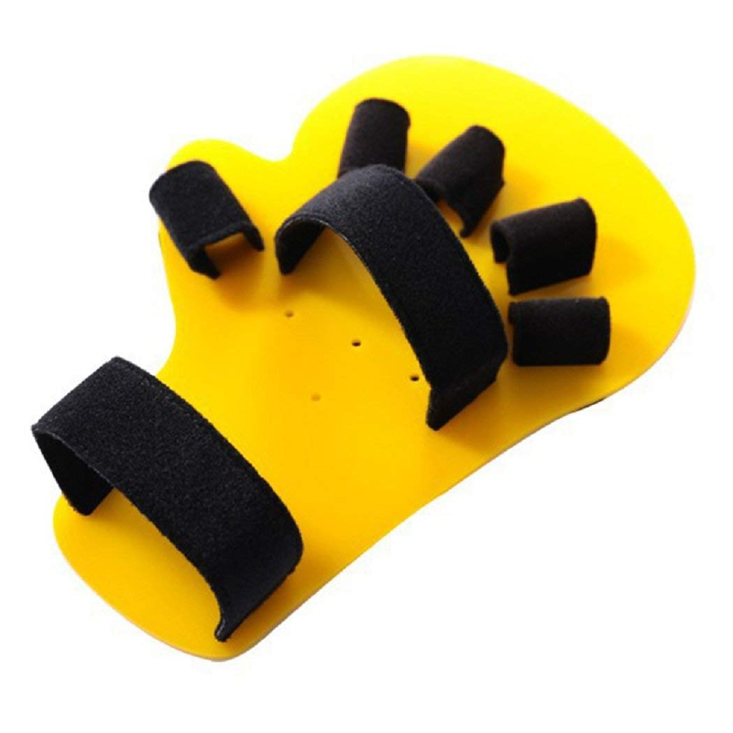 Finger Orthotics Splint, ixaer Finger Orthotics Points Fingerboard Stroke Hemiplegia Finger Splint Training for Kids