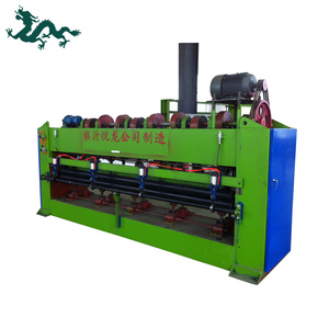 Non-woven needle punched felt machine