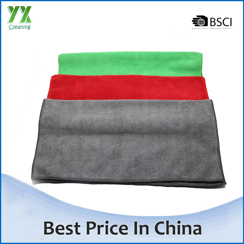 2017 Hot Sale Auto Car Cleaning Microfiber Dust Cloth