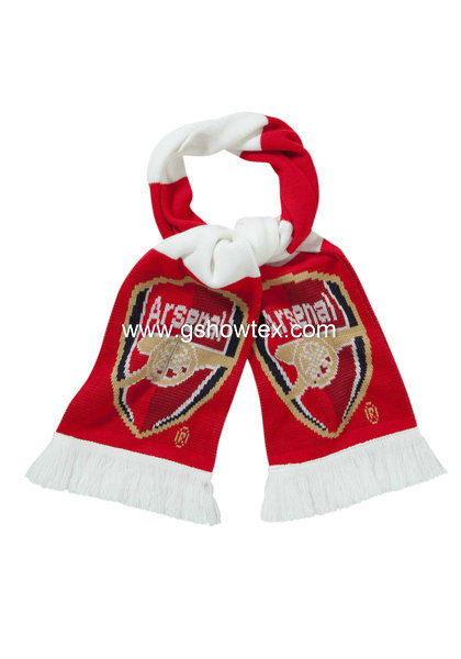 New styles mini fans football scarf
