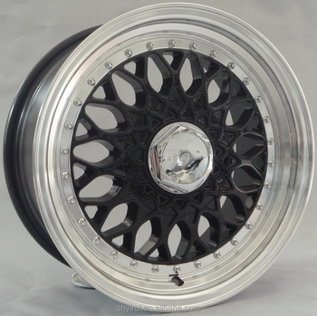 15 16 17 inches 4x100 5x112 aluminum alloy wheel rims
