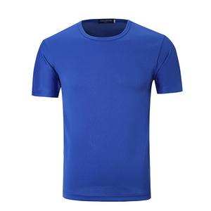 Dry Fit Sport Sweat Tee shirts Blank Custom Logo Men's Short Sleeve T-shirt