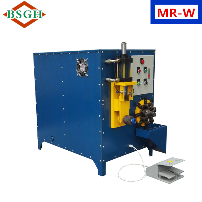 Made in China copper recycling equipment for recycling washer enginee motor stators cracker with advanced generator rotor