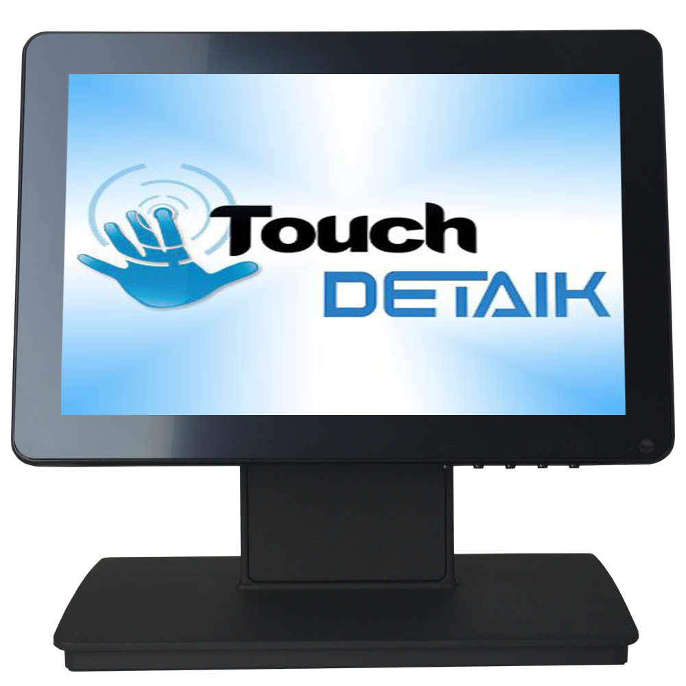 12 zoll Ture Flach Kapazitiven Touchscreen Monitor 12,1 zoll LED HDMIed USB Touchscreen Monitor