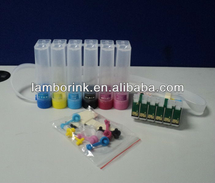 cissCISS CIS INK SUPPLY SYSTEM FOR EPSON 1270 1280 1290 900