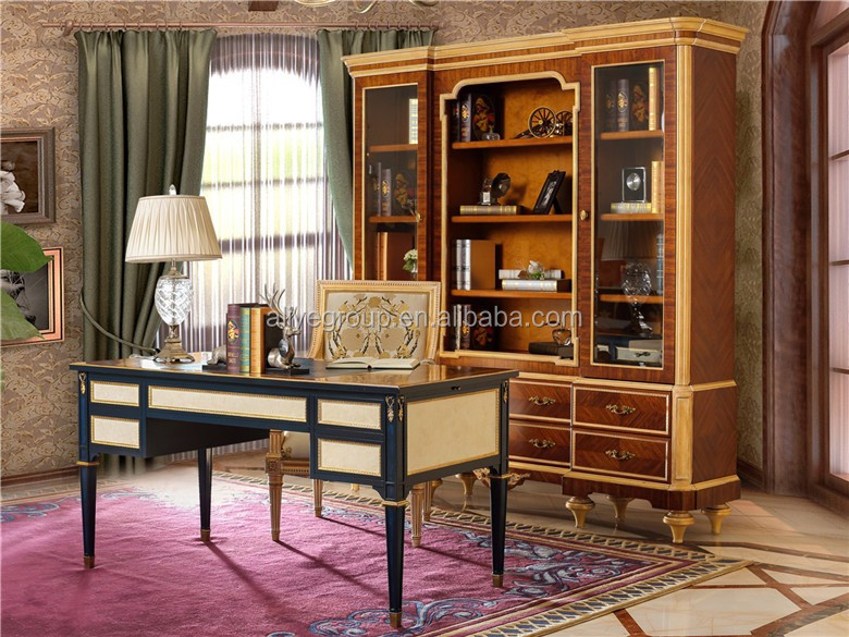 Amf9112 French Wooden Handicrafts Saharanpur Wood Furniture Antique
