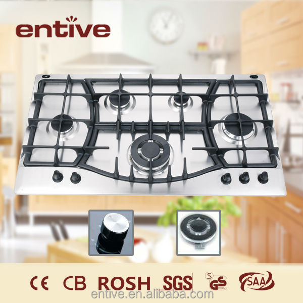 90cm portable stainless steel gas stove