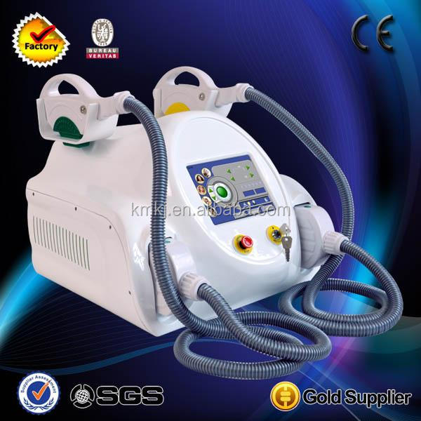 quality newest design portable opt shr ipl machine with professional package and fast delivery