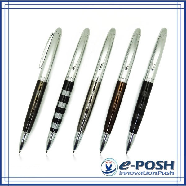 Novelty custom design business metal pen