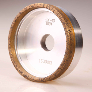 HNHONGXIANG small diamond grinding wheel for glass beveling machine