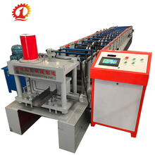High Quality Automatic C Z U Shaped Purlin Channel Steel Roll Forming Machine