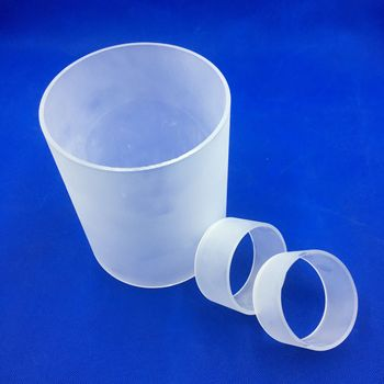 Winton glass tube made by ground glass