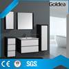 2017 new products MDF bathroom vanity slim bathroom vanity