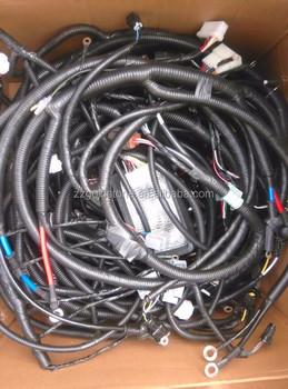 volvo excavator ec160b ec180b ec290b ec240b ec330b wire harness rh zzgoldstone en alibaba com