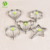 Food grade cute shape 5-Shapes Fried Egg Rings Pancake Mold Cooking Tools for Making Cakes, Biscuits and Other Delicious Food