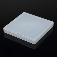 Sealable Plastic Container with Lid for Retail with High Quality