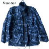 Military Tactical Jacket Waterproof British Marine M65 Army Jacket