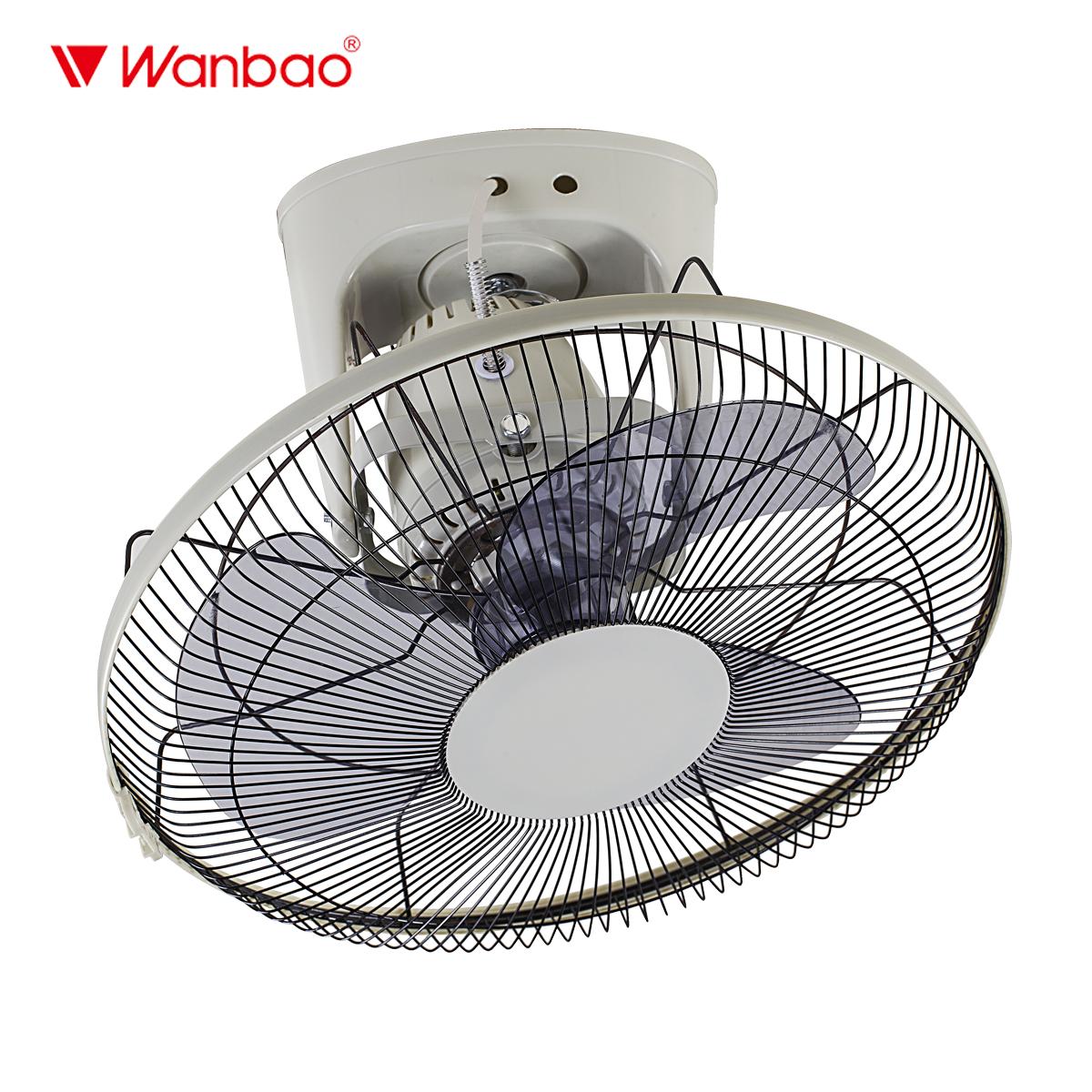 2017 Hot Sale 16 Inches Orbit Fan Ceiling Fan With Three