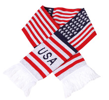 Design Customized Knitted Electioneeringa Neckerchief Scarf