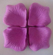 Wholesale Durable Silk Artificial Flower Pink Rose Petals