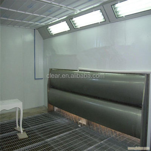wood painting spray machine / paint booth/baking oven