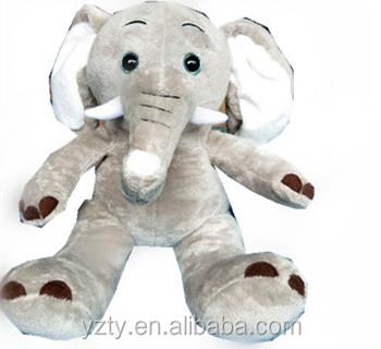 Singing Giant Plush Elephant Toy