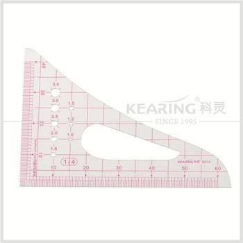 Kearing Marka Plastik ölçek Cetvel14 Boyama ölçekli Cetvelyapımı