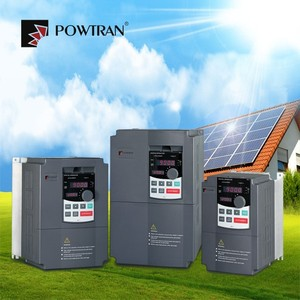 Powtran Grid-off solar vfd controller,solar water pump controller/frequency inverter/frequency converter