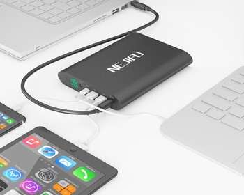 2017 Unique Design Super Capacitor Power Bank 50000 With 5v 8 4v 9v 12v 16v  20v - Buy 50000 Power Bank,2017 Power Bank,Super Capacitor Power Bank