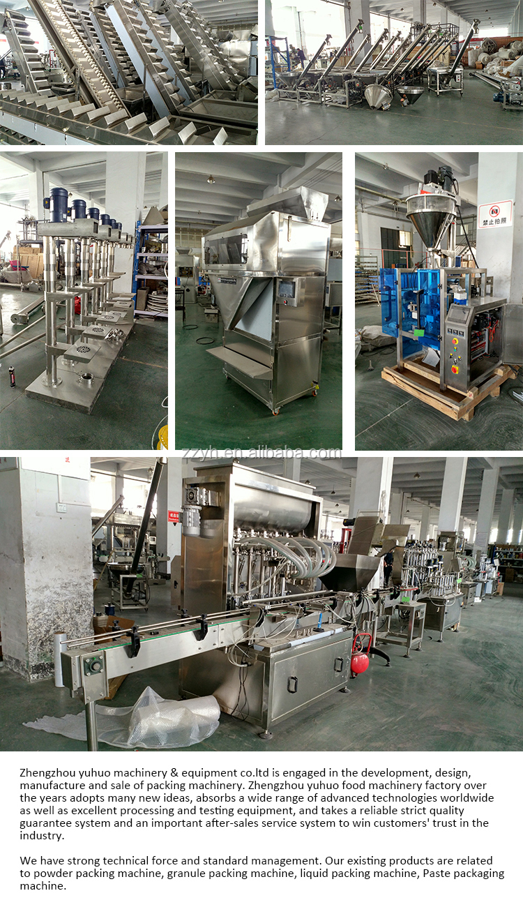 Automatic Stainless Steel  Powder Packing Machine For Sale